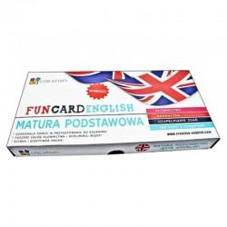 FUN CARD ENGLISH MATURA...