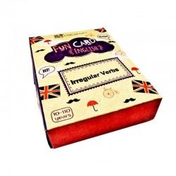 FUN CARD ENGLISH IRREGULAR...