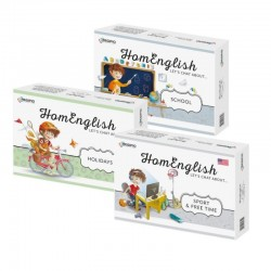 Pakiet homenglish kids