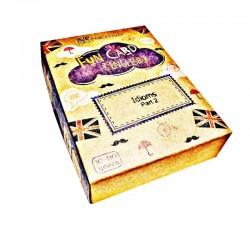 FUN CARD ENGLISH IDIOMS...