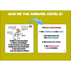 GIVE ME THE ANSWER (2 LEVEL)