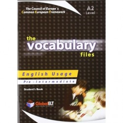Vocabulary Files A2...