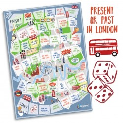 PRESENT or PAST in LONDON